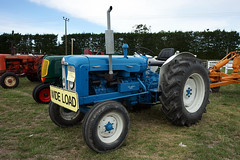 1964 Fordson New Performance tractor. (Branxholm) Tags: plough plow harvest farm ranch cattle sheep horse wheat corn oats crawler bulldozer farmall case moline oliver john deere