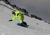 Snowboarder on Blencathra (PJ Swan) Tags: snowboarder lakedistrict england snowsports ice winter