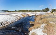Black Sand Basin 1 (John Stankovich) Tags: wyoming yellowstone national park thermal hot springs old faithful forest mountains river usa jacksonhole yellowstonenationalpark