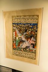 Muhammed with veiled face (quinet) Tags: 2017 copenhagen davidscollection hijra islamic kunst art islamique islamisch museum statue zealand denmark