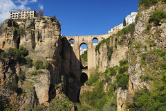 Ponte Nueva (Ronda, Spain) (Manuel Chagas) Tags: ronda andaluzia spain espanha olympus olympusem1 mzuiko zuiko mzuiko1240f28 olympus1240f28 manuelchagas m43 microfourthirds microcuatrotercios microquatroterços