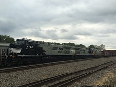NS AC4400C6Ms 4004 & 4002 (R.G. Five) Tags: