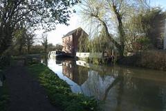 Clifton Wharf, Oxford Canal (mattgilmartin) Tags: narrowboat oxford canal rugby clifton wharf sony rx100