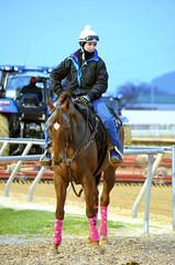 2017-03-30 (20) pony people at Charles Town Races (JLeeFleenor) Tags: photos photography charlestown westvirginia wv westvirginiaracing wvracing hollywoodcasino horses thoroughbreds equine equestrian cheval cavalo cavallo cavall caballo pferd paard perd hevonen hest hestur cal kon konj beygir capall ceffyl cuddy yarraman faras alogo soos kuda uma pfeerd koin حصان кон 马 häst άλογο סוס घोड़ा 馬 koń лошадь ponypeople leadrider leadriders