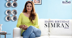 Happy Birthday Simran (kolorsreviews) Tags: telugu tamilnadu tollywood bollywood kollywood