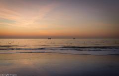 Sea scheveningen (ariejanD) Tags: sea sand skycloudssun sunset scheveningen