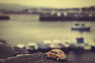 Con vistas al Puerto :)