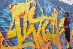 (Rodosaw) Tags: documentation of culture chicago graffiti photography street art subculture lurrkgod