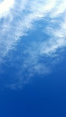 View from outer space  (Outer my house into my backyard space) (karmenbizet73) Tags: outerspace photography photodevelopment amateurphotographer art blueskies clouds cloudspotting weather weatherwatch weathergirl weatherreport nature lookupinthesky random eyespy 2017365photos 17365
