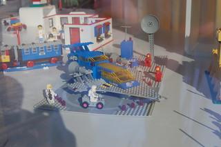 Billund - LEGO Classic Space Window Display
