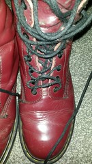 20161208_073404 (rugby#9) Tags: drmartens boots icon size 7 eyelets doc docs doctormarten martens air wair airwair bouncing soles original 14 hole lace docmartens dms cushion sole yellow stitching yellowstitching dr comfort cushioned wear feet dm 14hole cherry indoor 1914 boot footwear shoe