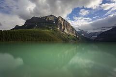 A Calm Lake Louise (Ken Krach Photography) Tags: lakelouise banffnationalpark