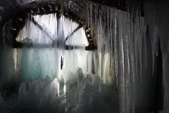 When Hell Froze Over (waterfallout) Tags: ice frozen tunnel traintunnel abandoned abandonedtraintunnel frozentunnel stalactites stalactite stalagmites stalagmite icestalactites icestalactite icestalagmites icestalagmite urbex urbanexploration urbanexploring bando bandos canada frozenworld surreal icicle icicles winter icy icysurface formations iceformation iceformations phenomenon extreme