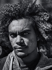 Marce (Rácor) Tags: rácor candid unposed man beauty people urban street streetphotography city portrait closeup foreground contact