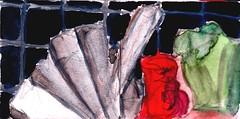 eating at the chinese place (raumoberbayern) Tags: station bahnhof sketchbook skizzenbuch tram munich bus strasenbahn pencil bleistift ballpoint paper papier robbbilder stadt city landschaft landscape spring frühling summer sommer trip germany münchen food lebensmittel essen menü china restaurant