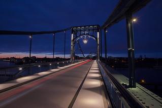 Kaiser Wilhelm Brücke.