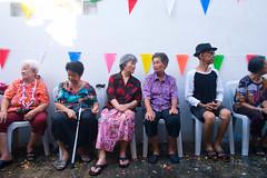 Bangkok (- yt -) Tags: bangkok fujifilm songkran thailand newyear street waterfestival xe1