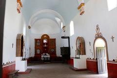 Church Interior (Piedmont Fossil) Tags: goliad state park texas mission espiritu santo church