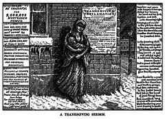 A Thanksgiving Sermon (Truth Seeker, November 28, 1891) (michaelbettencourt) Tags: heston populist freethought freethinker thanksgiving