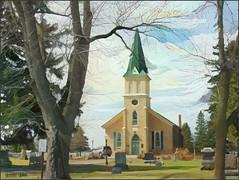 Happy Slider Sunday (novice09) Tags: hss slidersunday church lutheran dreamscope eastunion mn ipiccy palmsunday