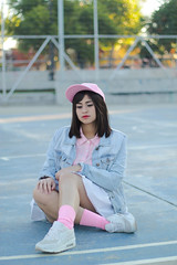 Babygirl (cherrywavess) Tags: babyblue babygirl pink rosa rosado celeste pastel pasteles pastels pale girl cute canon chile clothes conjunto colors colores colorful ulzzang koreanfashion kfashion asianfashion fashion fashionista fashionable femalemodel fashionportrait portrait photoshoot photobook retrato beautiful beauty belleza bonita style street streets streetfashion streetshot streetswear outfit outdoor outside soft softcolors creamy dreamy viñadelmar