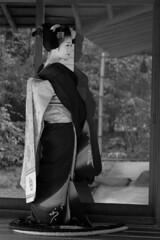 Maiko_20170205_24_77 (kyoto flower) Tags: kyoto international community house museum fukutomo maiko 20170205 舞妓 京都市国際交流会館 和風別館 ふく朋 京都 hidekiishibashi