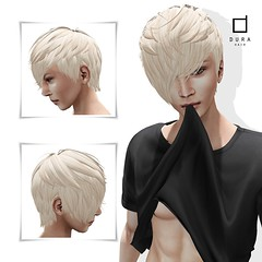 Men's hair *Dura*B75 (Chi('ㅂ')) Tags: dura tdm unisex hair