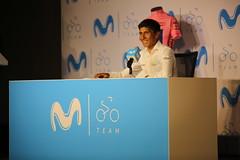 Rueda de prensa Nairo Quintana Previa al Giro