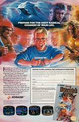 Castlevania III: Dracula's Curse (justinporterstephens) Tags: videogames retrogames retrogaming vintageads nintendo nes