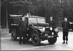 408CYW (scouse73) Tags: gipsy austin police 4x4