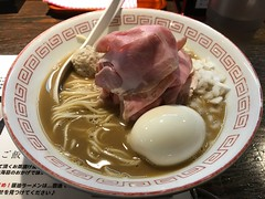 Today's lunch 20170422 (ClieistD) Tags: lunch ラーメン