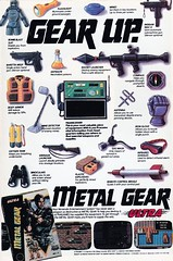 Metal Gear (justinporterstephens) Tags: videogames retrogames vintageads nintendo nes