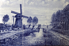 Tiles painted by Delft Blauw in Marken Island, Netherlands (貴蘭李) Tags: amsterdam antique art authentic blauw blue bridge building country countryside delft die dutch dyke europe european farm forest hague handpainted heritage historic holland hollandscene house lake landscape markenisland mill milling nature netherlands old outdoors outside painted past person reeds river rural scene scenic site sky structure tile tiles tourism touristic tradition traditional travel view vintage white wind windmill wood wooden marken noordholland