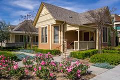 Historic Restoration - 600 E 5th Street (Lisandro Orozco) Tags: california santaana downtown urban architecture victorian historic