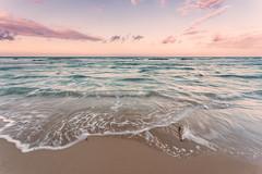 Sunset (masdamb) Tags: cerrano landscape sunset paesaggio abruzzo italy italia it filter leefilters canon 6d ef1740mmf4l clouds cloudy cielo sky nuvole nuvoloso tramonto acqua mare sea spiaggia beach lee polariser nd graduated