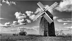 Tysoe Windmill (nhawtin) Tags: ngc blackwhite warwickshire windmill blackandwhite landscape sonya77ii niksoftware