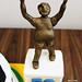 """Billy Bremner statue for a football cake by Mandalina Bakery • <a style=""""font-size:0.8em;"""" href=""""https://www.flickr.com/photos/68052606@N00/13743219205/"""" target=""""_blank"""">View on Flickr</a>"""