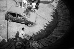 Courage (Lazy Fellow) Tags: honda motorbike hero stunt courage mela tangail modhupur baishakhimela