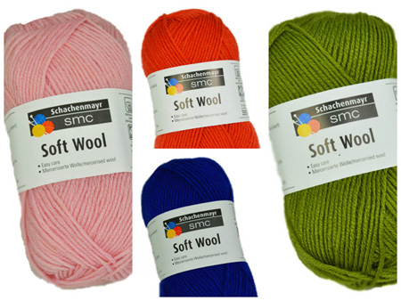 SMC Soft Wool at Little Knits