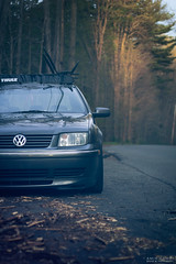 Lovely face (Amir Hamdi) Tags: road wood roof 6 field vw speed forest canon volkswagen lens outside outdoors photography rebel 50mm design spring woods designer connecticut turbo rack amir jetta gli shallow 18 bbs rc depth 18t fifty charged nifty hamdi 550d grpahic t2i