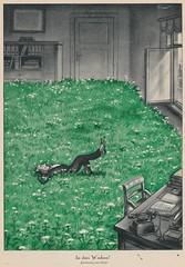 Uhu juni 1933 cartoon  in drei wochen