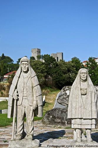Monumento em Homenagem aos Pastores - Montalegre - Portugal