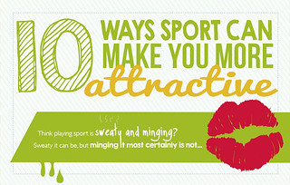 10 Ways Sport Can Make You More Attractive
