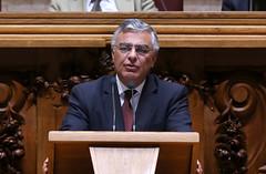 Secretário-Geral do PSD, Deputado José Matos Rosa, hoje na AR