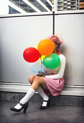 the balloon effect