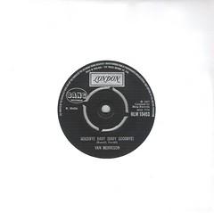 45 RPM - VAN MORRISON - A) Brown Eyed Girl - B) Goodbye Baby (Baby Goodbye) - (London Records USA 1967)_2 (MarkAmsterdam) Tags: music big 60s artist folk country band vinyl jazz blues 7 pop 45 retro cover 80s single soul orchestra muziek record 70s 50s trio singel sleeve hoes 45rpm quartet quintet sextet toeren nederpop