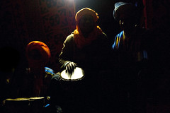 africa blue music black night algeria concert desert drum song north tent morocco berber players merzouga