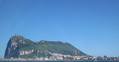 The Rock of Gibraltar (Chris Edwards 1999) Tags: new old heritage history beautiful beauty rock evening bay town spring war view natural gib property upper pre what british maltese gibraltar meets genoese llanito gibraltarian yanito
