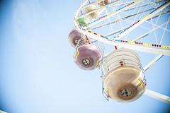 (VickieHudson) Tags: carnival england wheel fun seaside fair ferris blackpool