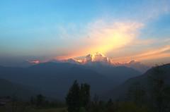 DSC_3992 (Altvod) Tags: nepal mountain mountains landscape dawn himalayas пейзаж горы dhaulagiri гора непал рассвет नेपाल гималаи дхаулагири